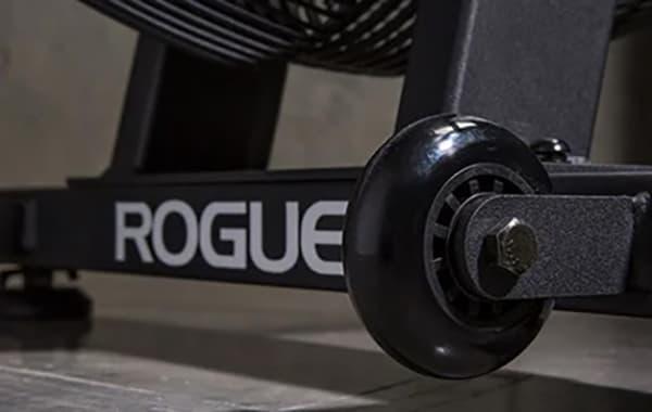 Rogue Echo Airbike wheels
