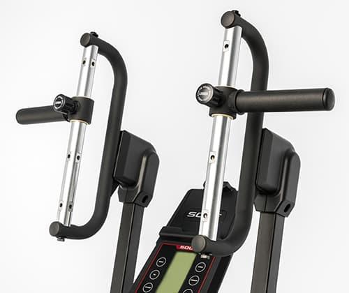 Sole CC81 Cardio Climber handles