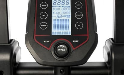Sole CC81 Cardio Climber resistance control dial
