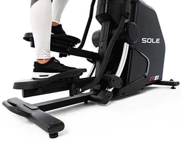 Sole Cardio Climber pedals