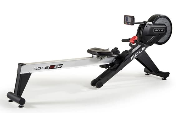 Sole SR500 rower review 2021