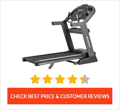 NordicTrack EXP 10i treadmill