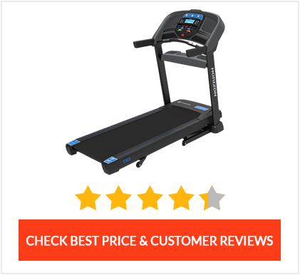 Horizon t303 Treadmill Review Best Price