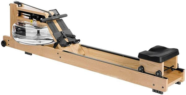 Water Rower Natural Ash S4 monitor Rower Review 2021