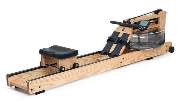 Water Rower Natural Ash monorail
