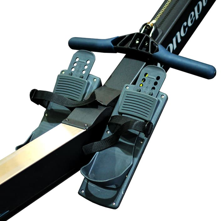 concept2 Model D Rower Pedals