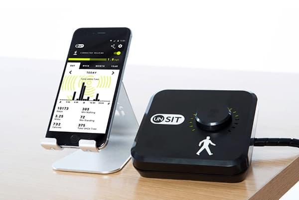UnSit walking treadmill console controller
