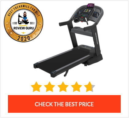 Horizon 7.8AT Treadmill Review Best Price