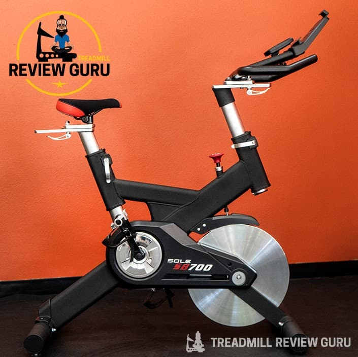 Sole SB700 Exercise Bike Review 2021