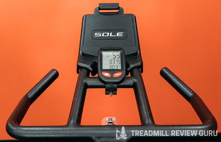 Sole SB700 Handlebars and console
