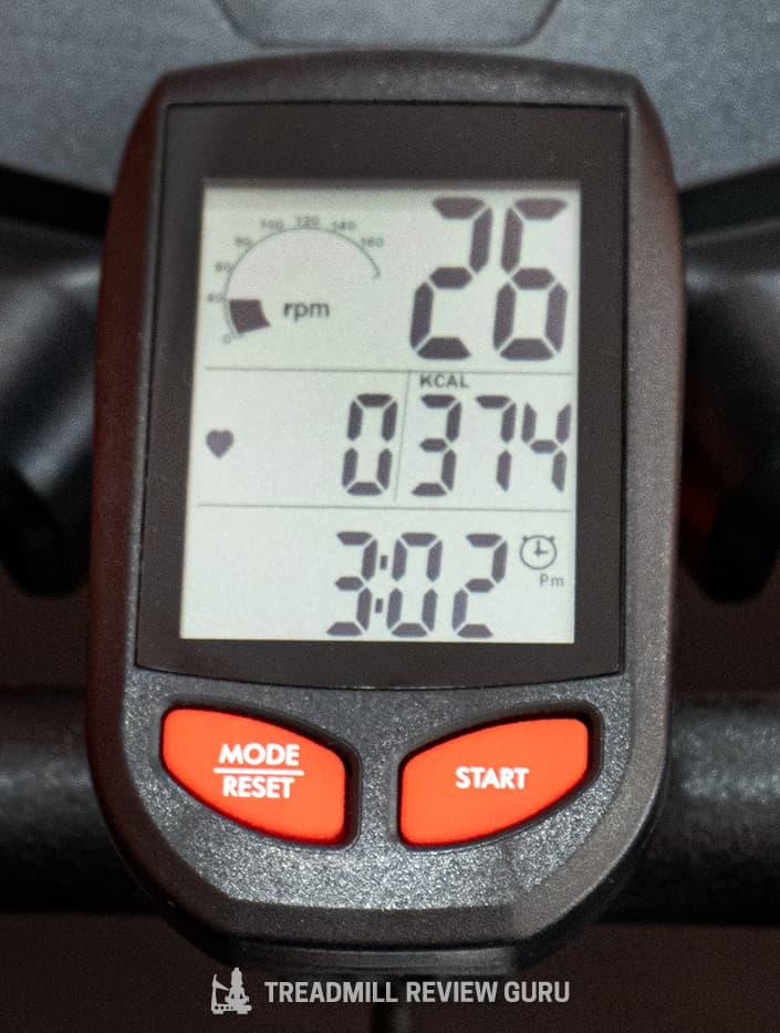 Sole SB700 LCD Console