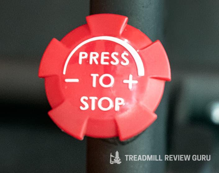Sole SB700 Resistance knob and brake