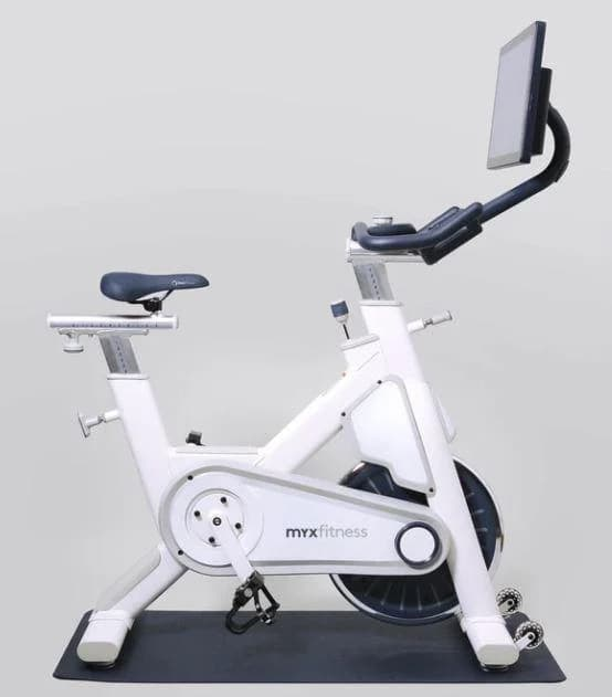 Myx fitness exercise bike review 2021