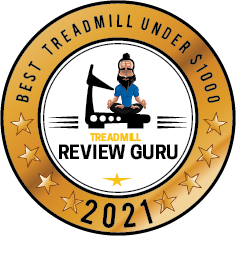 Best Treadmill Under $1000 - Sole F63 Award Badge