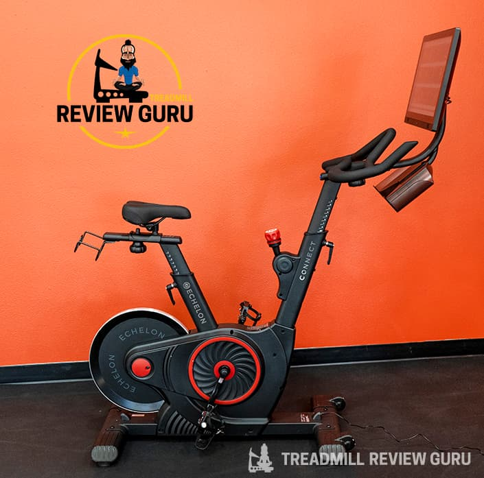 Echelon EX5s exercise bike review