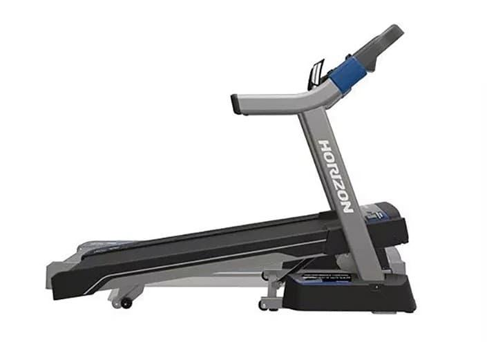 Horizon 7.0 Treadmill incline