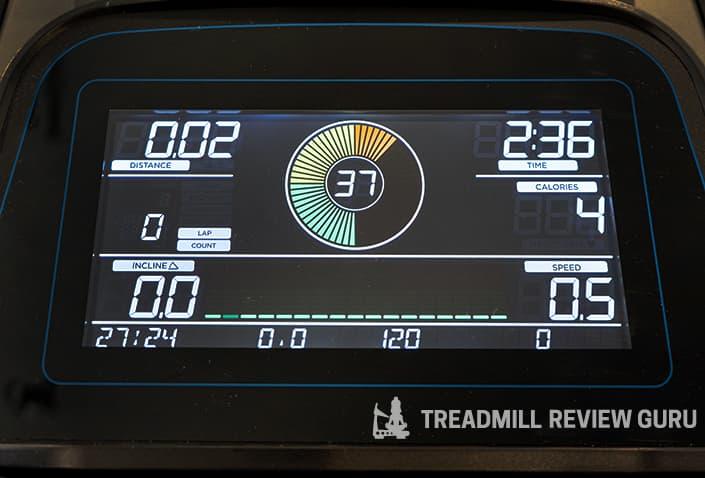 Horizon 7.8AT Screen