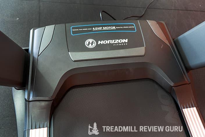 Horizon 7.8 AT deck