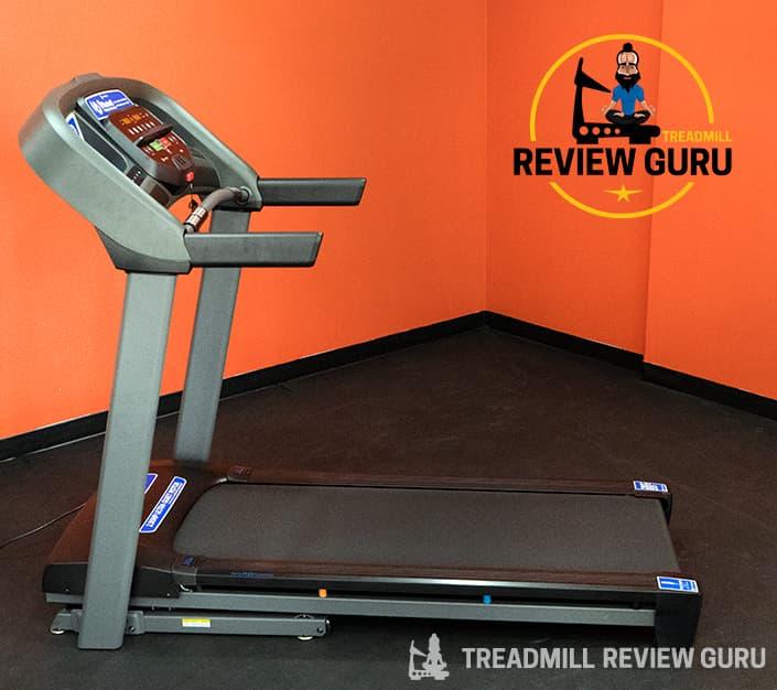 Horizon T101 treadmill review 2021