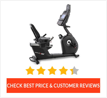 Sole R92 Recumbent Bike Review Page Graphic