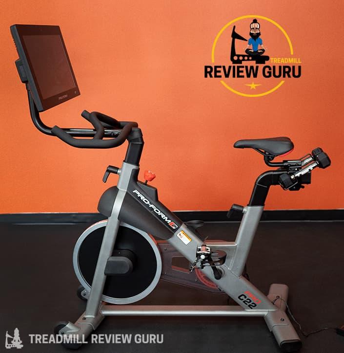 ProForm Pro 22 Exercise Bike Review