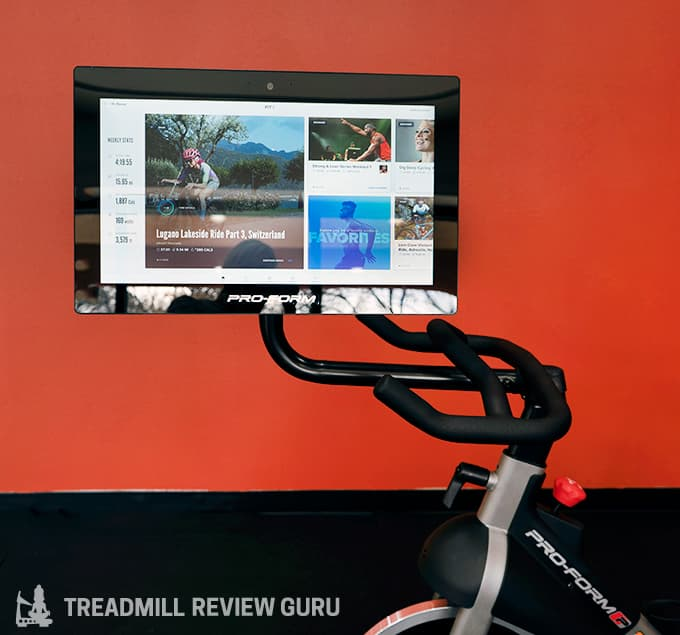 ProForm Pro 22 Touchscreen