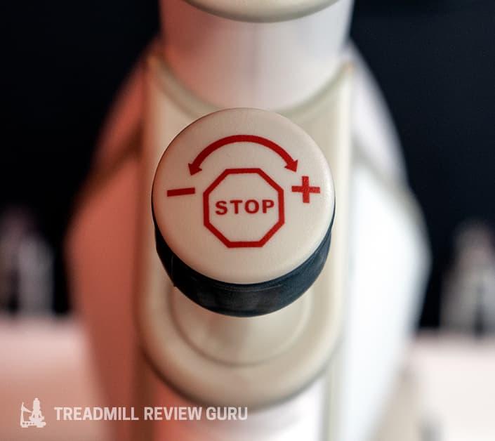 MYX Bike tension resistance knob