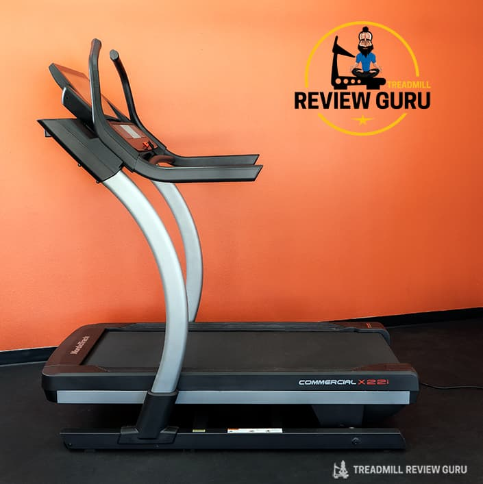 NordicTrack x22i Incline Trainer Review 2021