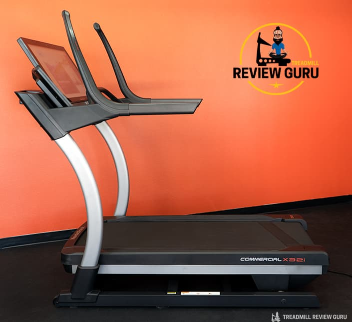 Nordictrack x32i incline trainer review 2021