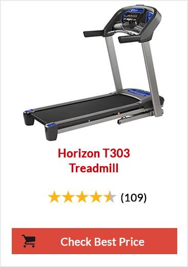 Best Folding Treadmills - Horzon T303