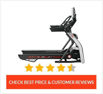 Bowflex treadmill 22 review star rating