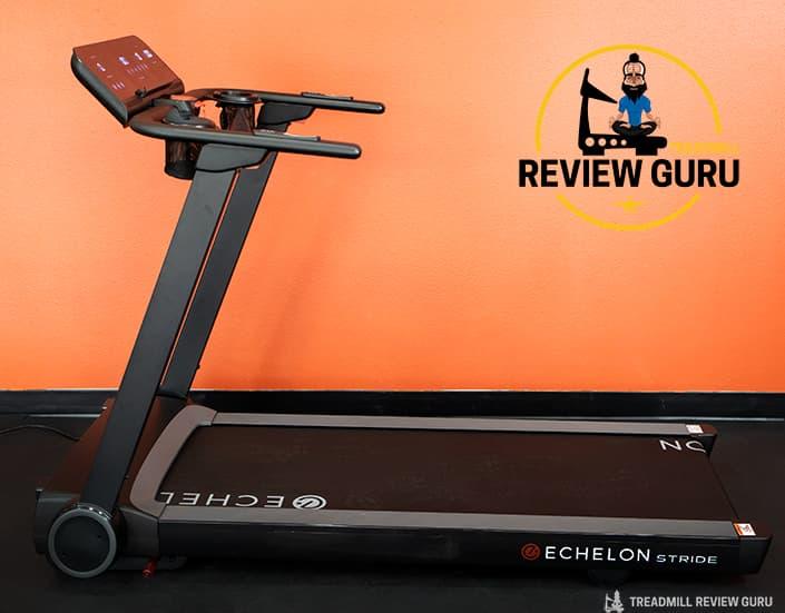 Echelon Stride treadmill review 2021