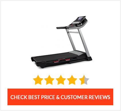 ProForm Carbon T10 Treadmill Star Rating