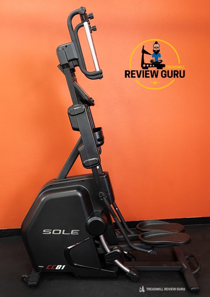 Sole Cardio Climber CC81 Review 2021