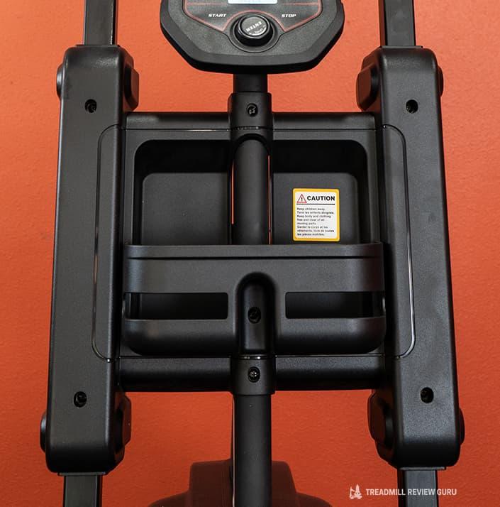 Sole Cardio Climber CC81 water bottle holder storage