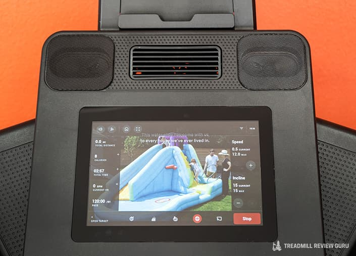 Sole F85 Android console