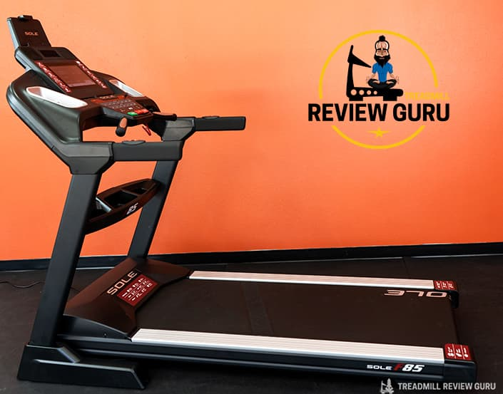 Sole F85 Treadmill Review 2021