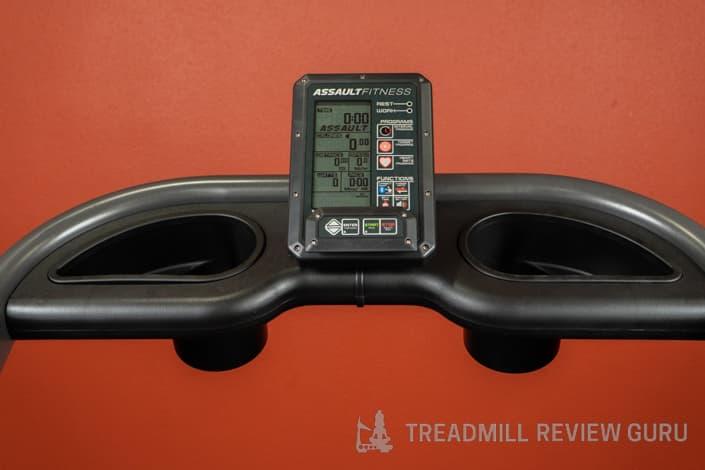 AssaultRunner Elite Treadmill Console