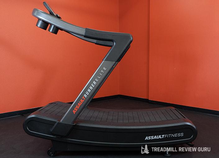 AssaultRunner Elite Treadmill Profile