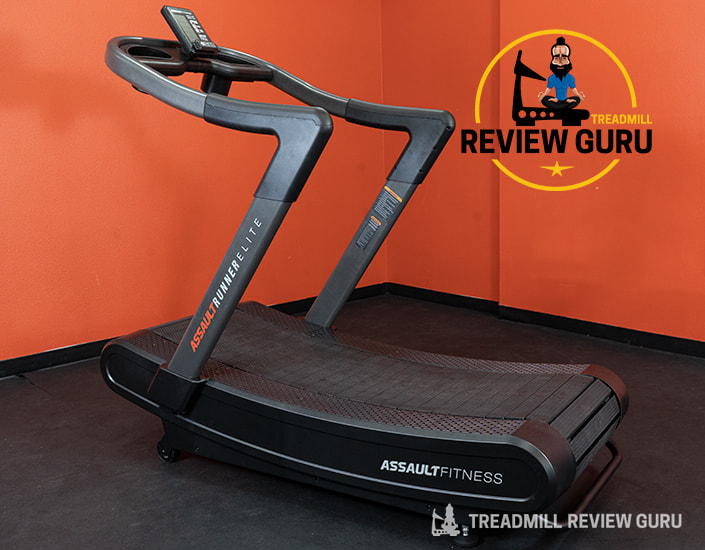 AssaultRunner Elite Treadmill Review 2021
