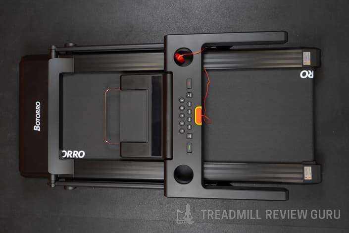 Botorro R5 Treadmill Folded 2021