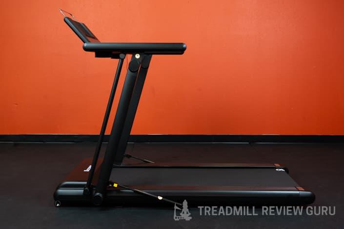 Botorro R5 Treadmill Side Profile 2021
