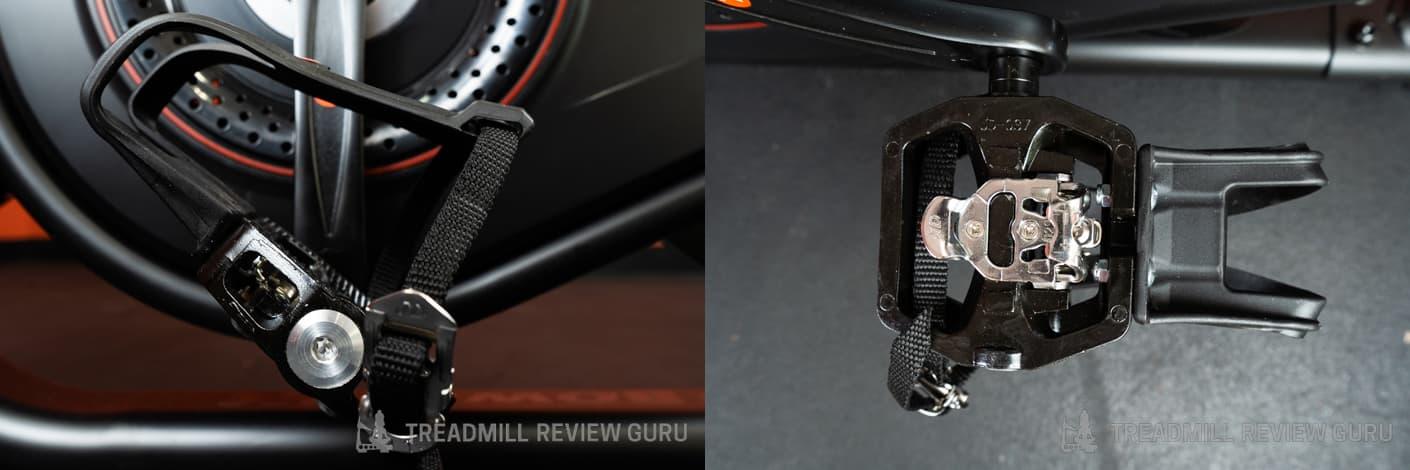 Bowflex Velocore Pedals 2021