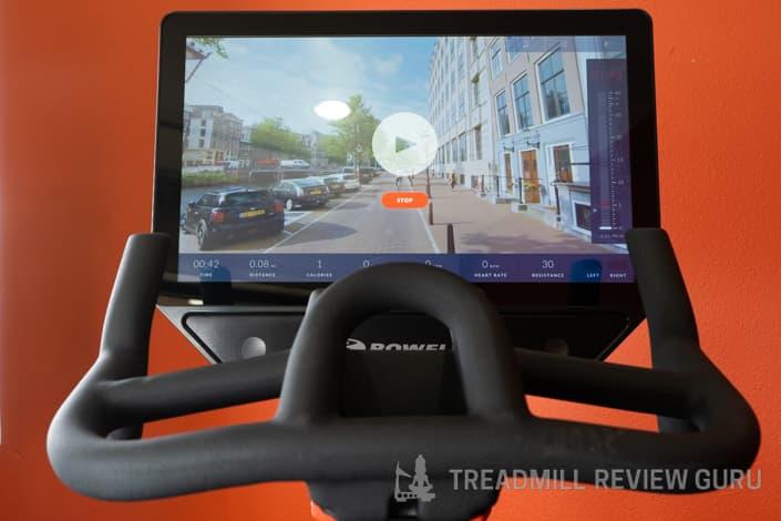 Bowflex Velocore Touch Screen 2021