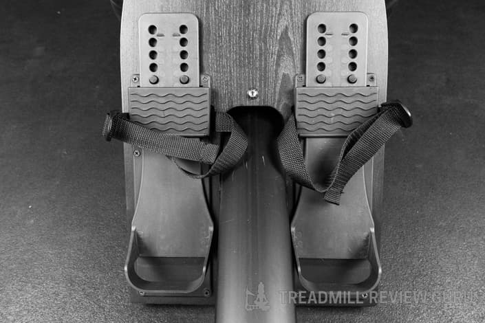 CityRow GO Max Rower Foot Pedals 2021