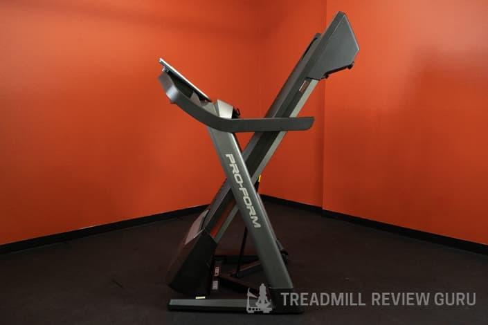 Proform Pro 2000 Treadmill Folded 2021