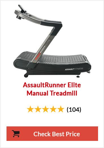 AssaultRunner Elite Feature Best Manual Treadmill