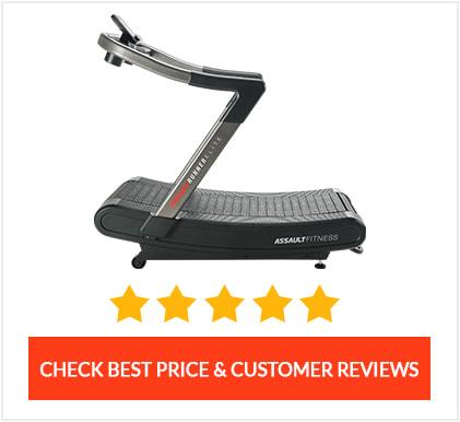 AssaultRunner Elite Treadmill Review Star Rating