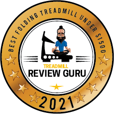 Best Folding Treadmill Under $1500 - ProForm Pro 2000 Award Badge