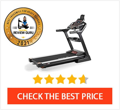 Best Treadmill For Heavy Runners 2021 - Sole F85